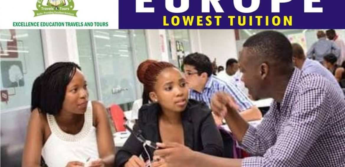 Study Abroad In Lowest Tuition Institutions-Study In Europe