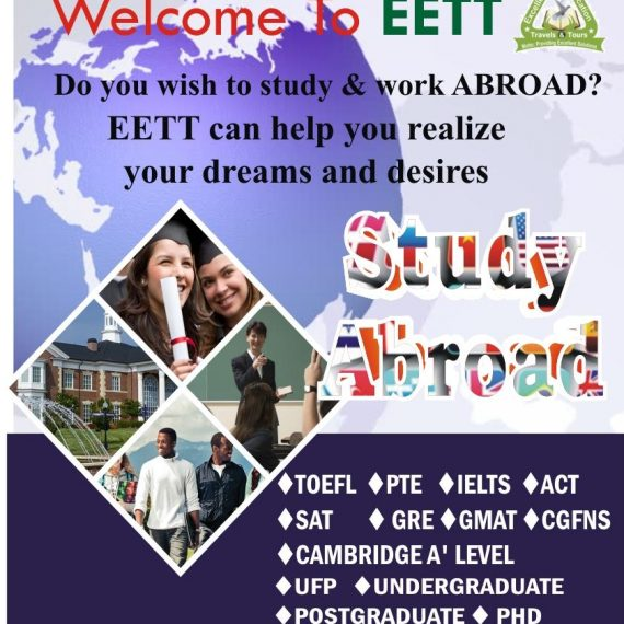 Study and Work Abroad-Study In UK, USA, Canada, Australia, Europe