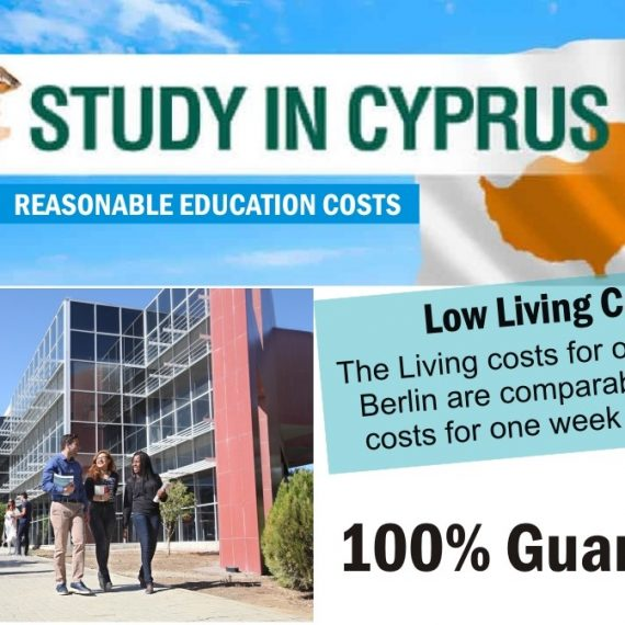 Study In Cyprus- Undergraduate, Masters and Phd