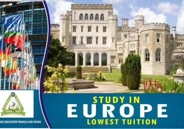 Scholarship To Study In Europe-Low Tuition Universities In Europe