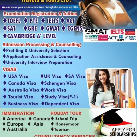 Admission To Study Abroad